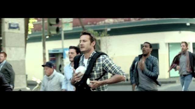MK X trailer pubblicitario