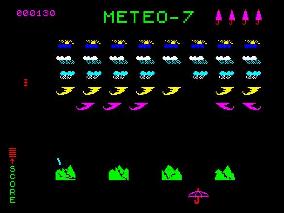 Meteo7 pc128