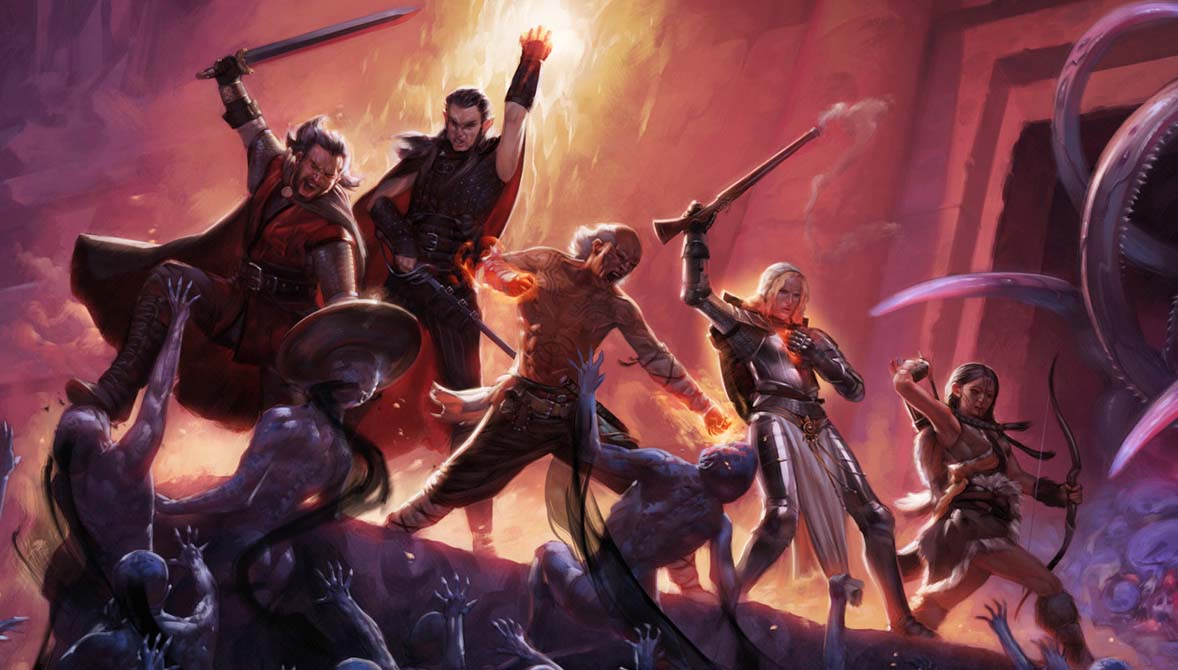Pillars of Eternity art 1