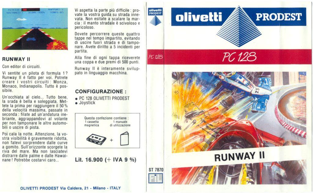 Runway 2 copertina