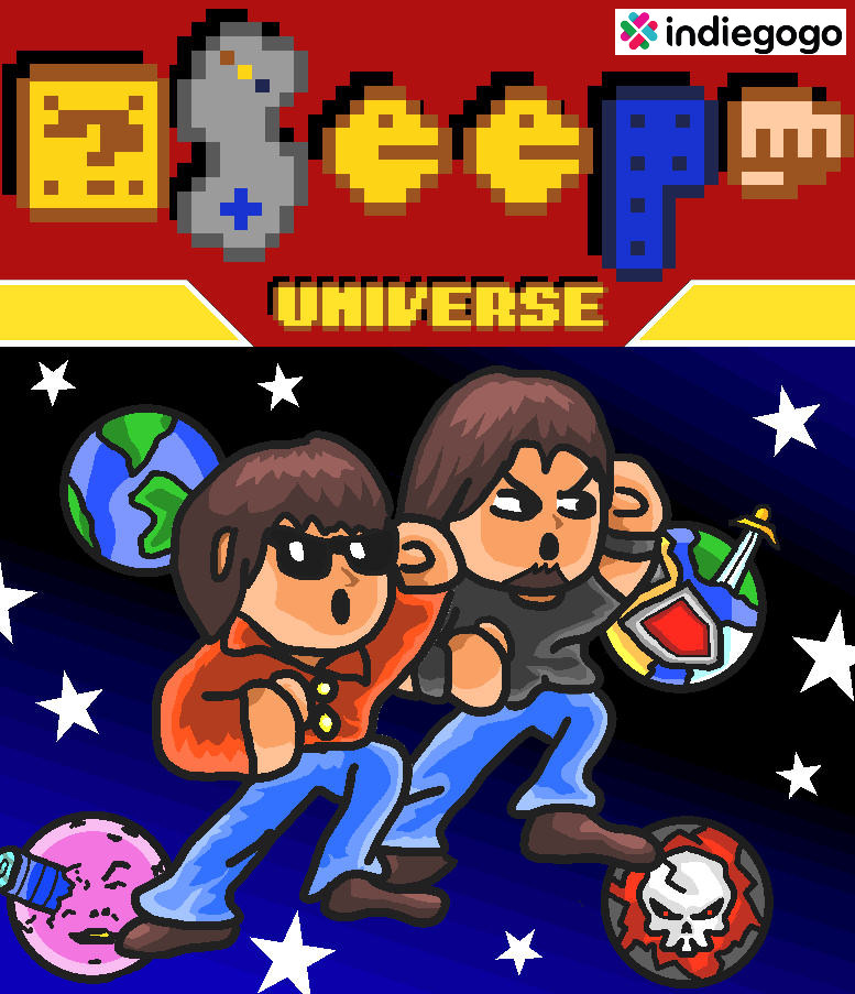 Seep Universe cover