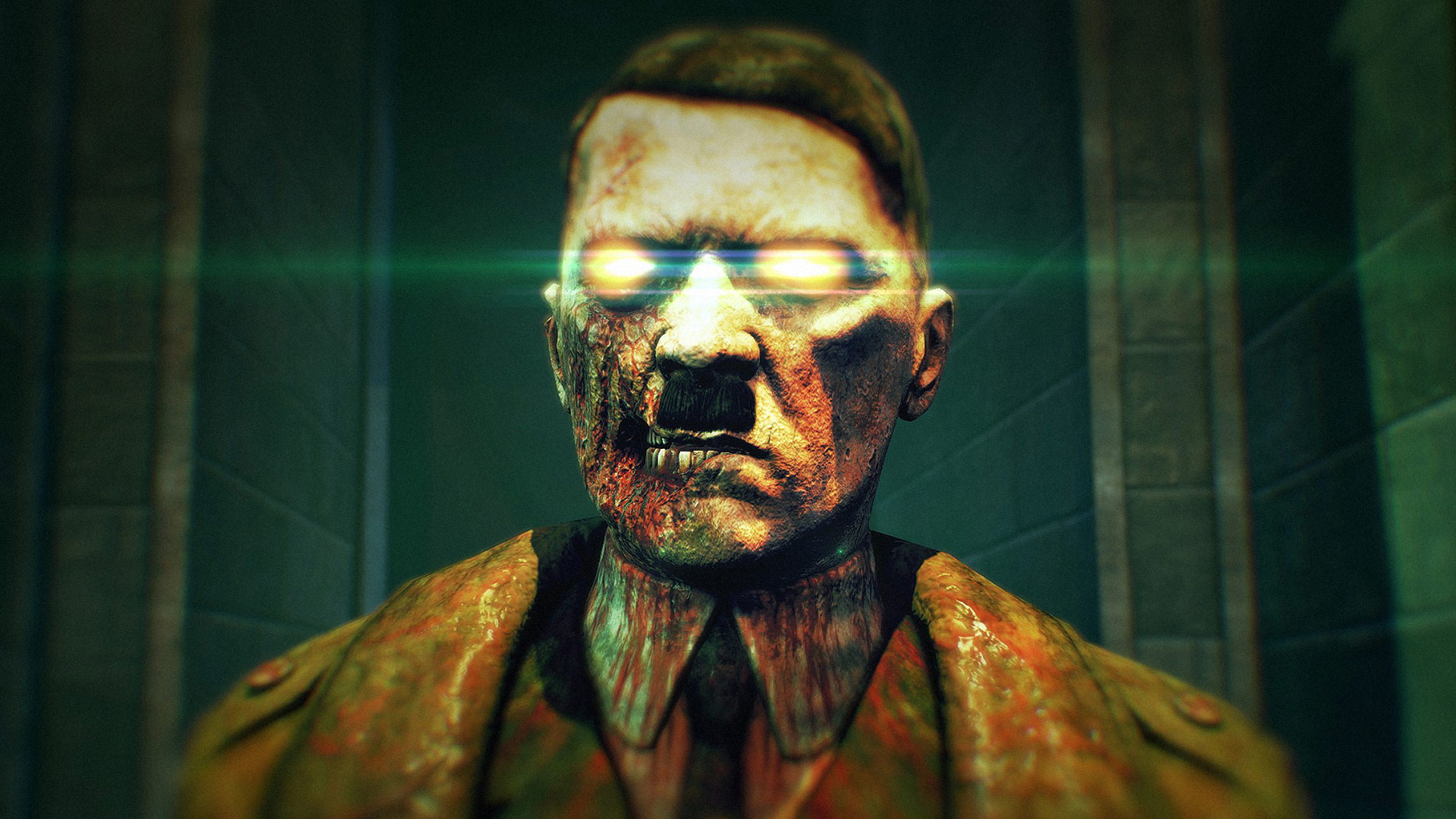 Sniper Elite Zombie Army Trilogy Hitler