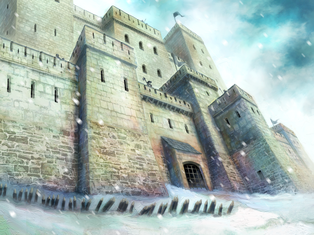 Stronghold kingdoms castle