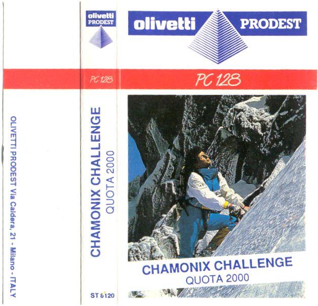 chamonix challenge quota 2000 copertina