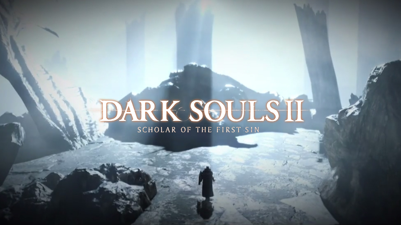 dark souls II scholar of ther first sin