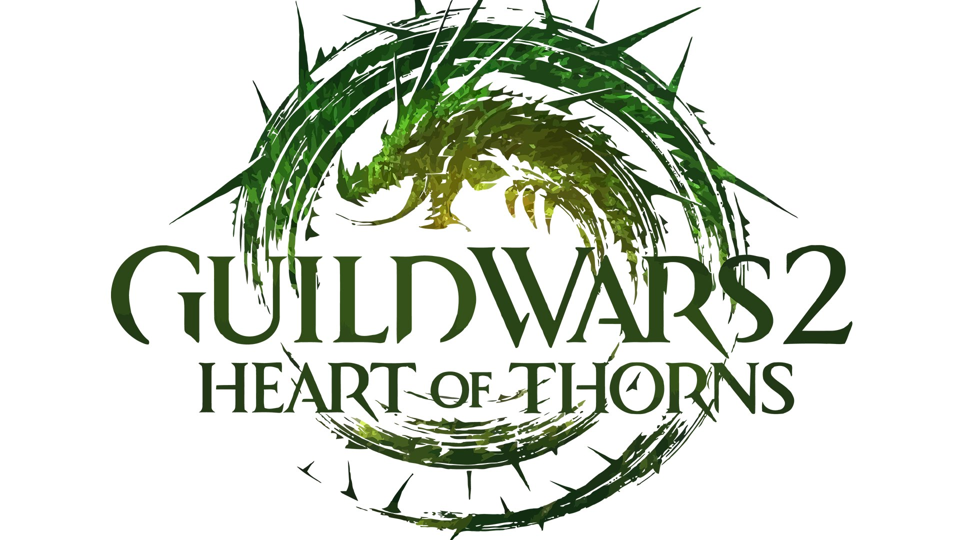 guild wars w heart of thorns logo