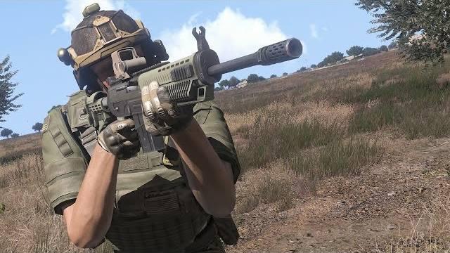 Arma III marksmen dlc launch trailer