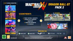 Dragon Ball Xenoverse, il secondo dlc arriva a metà aprile