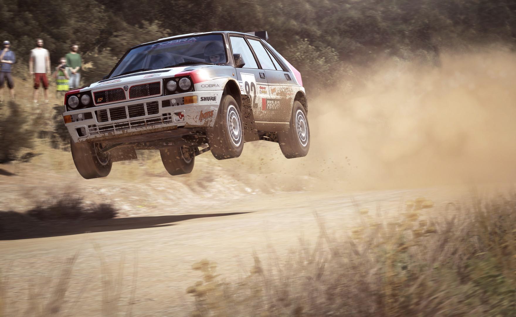 DiRT Rally 3