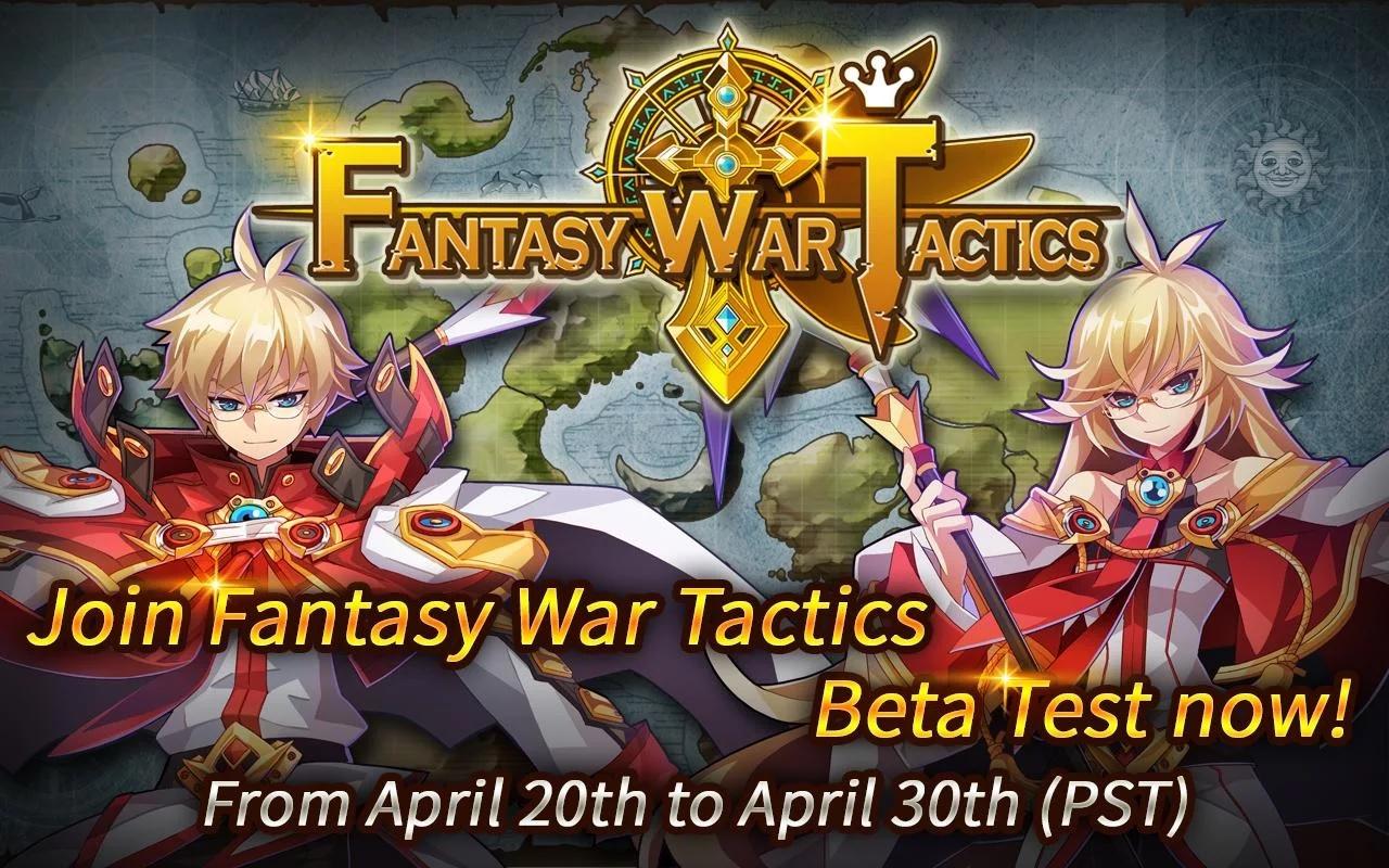 FantasyWarTactics_Beta_1