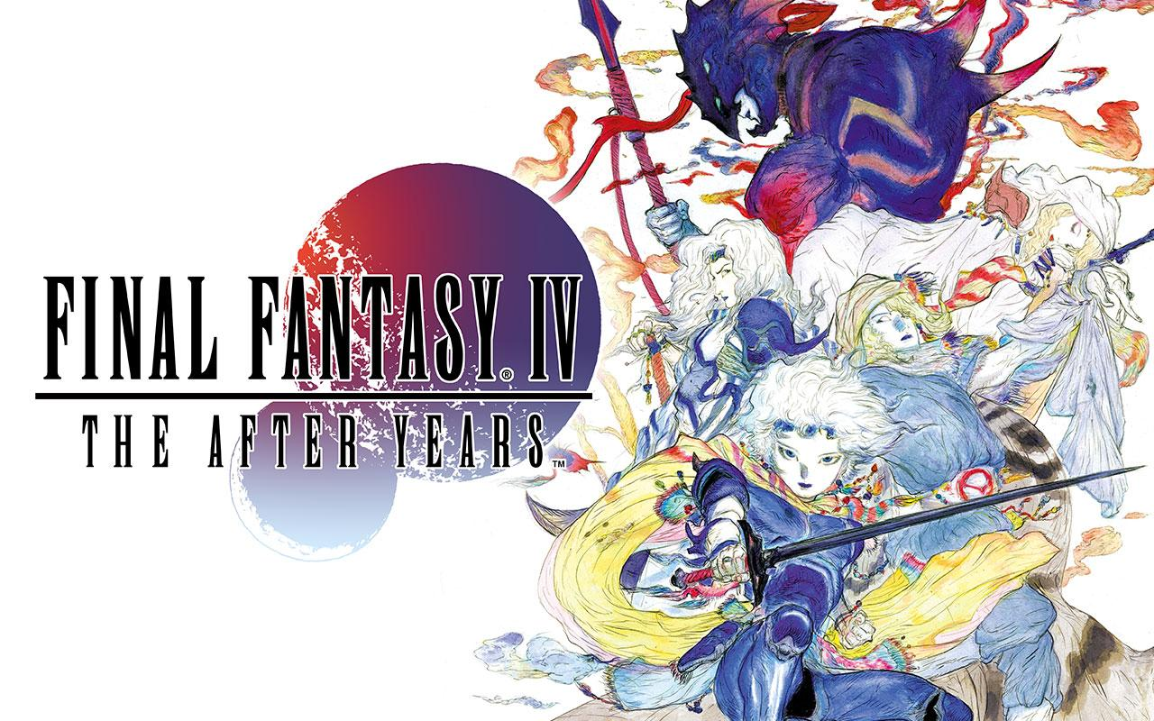 Final Fantasy IV The After Years