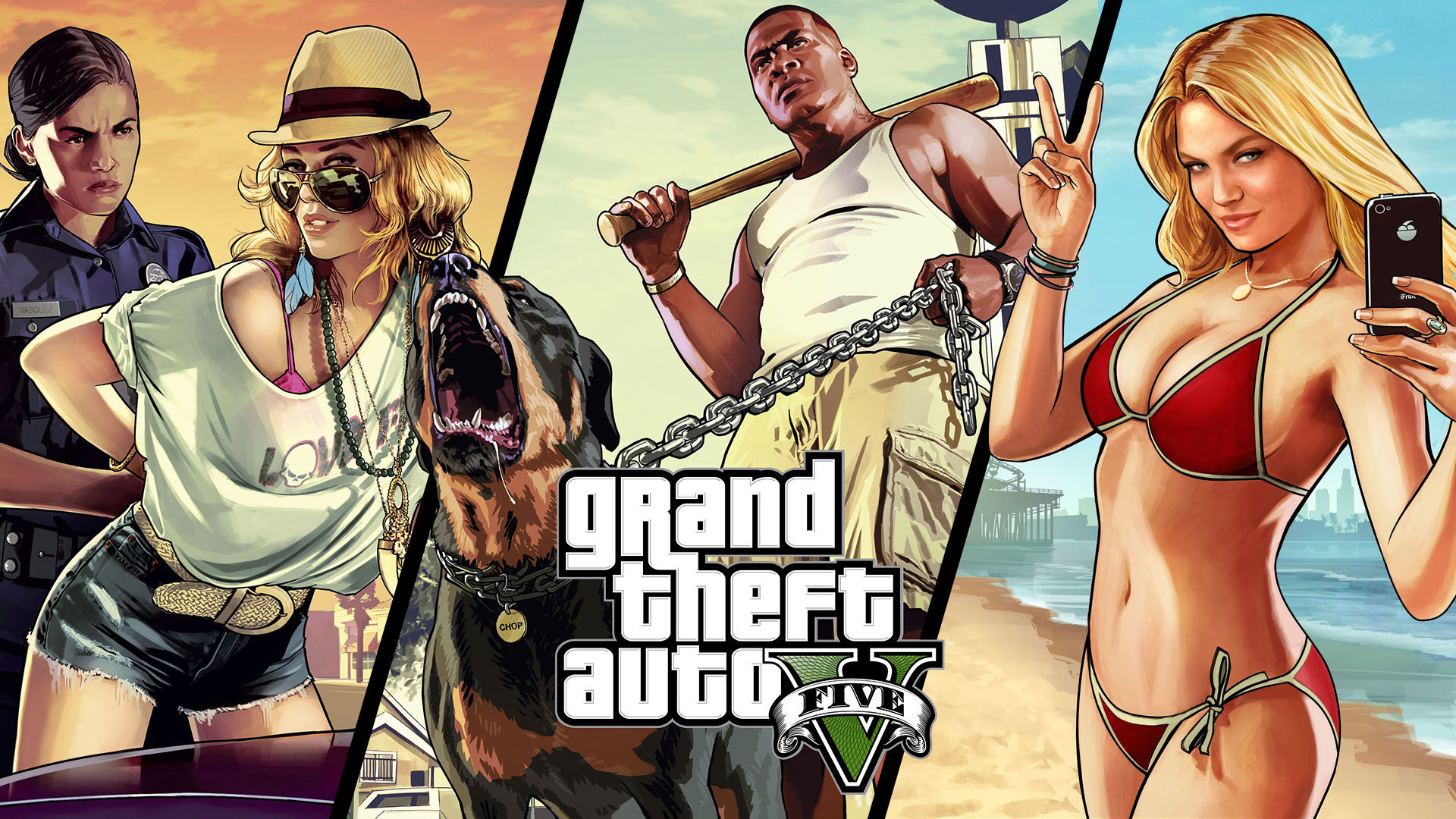 Grand Theft Auto V è ora disponibile ora per Pc