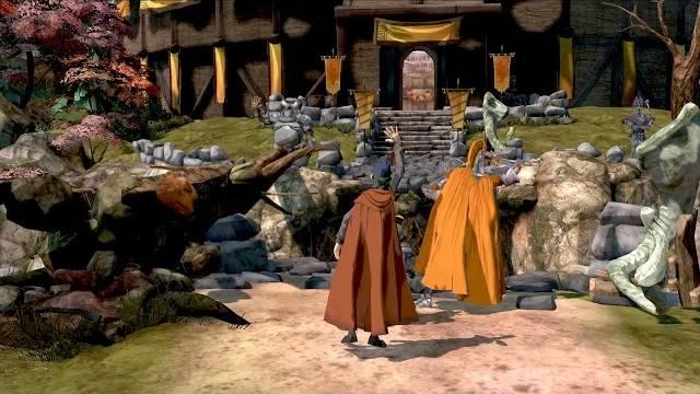 King Quest dietro le quinte 210415