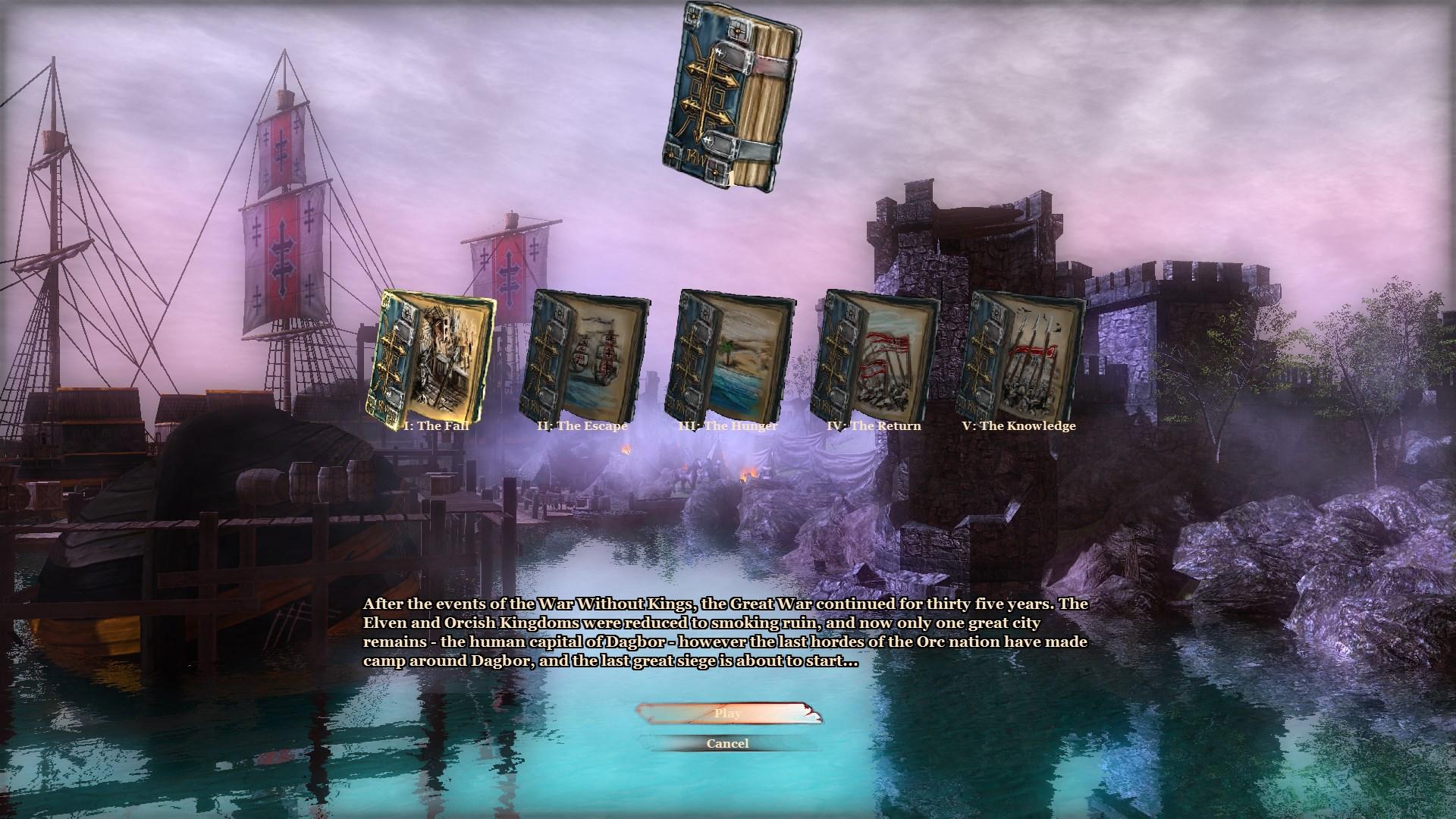 Kingdom Wars II  Battles 4
