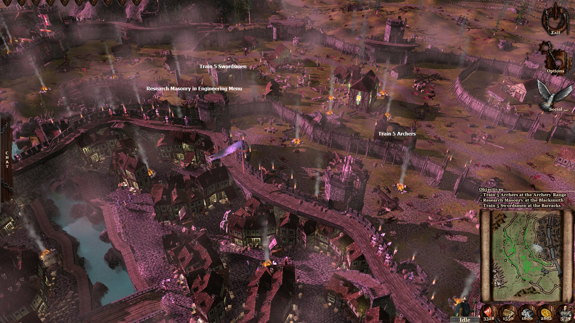 Kingdom Wars II Battles