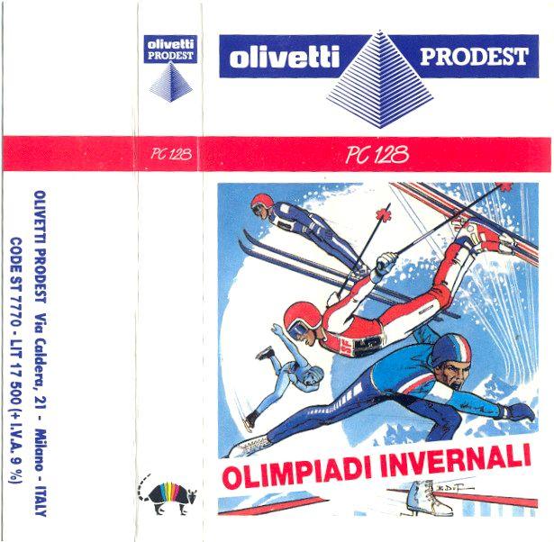 Olimpiadi invernali copertina
