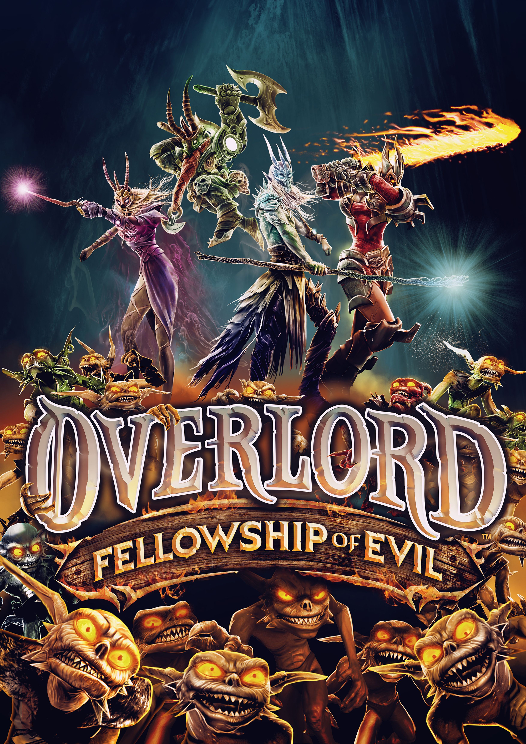 Overlord Fellowship of Evil 230415 1