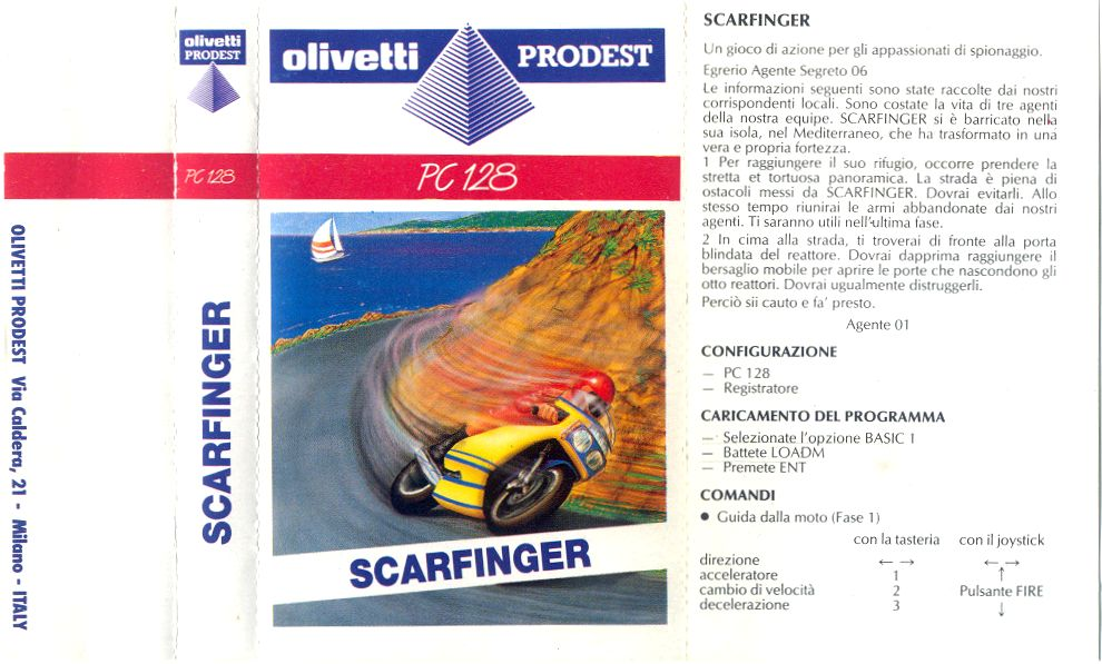 Scarfinger