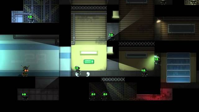 Stealth Inc 2A Game of Clones