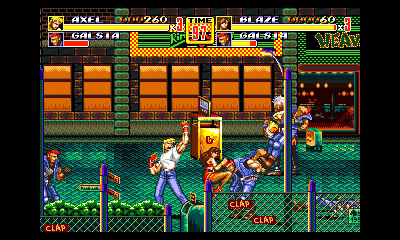 Streets of Rage 2 Screenshot (1)