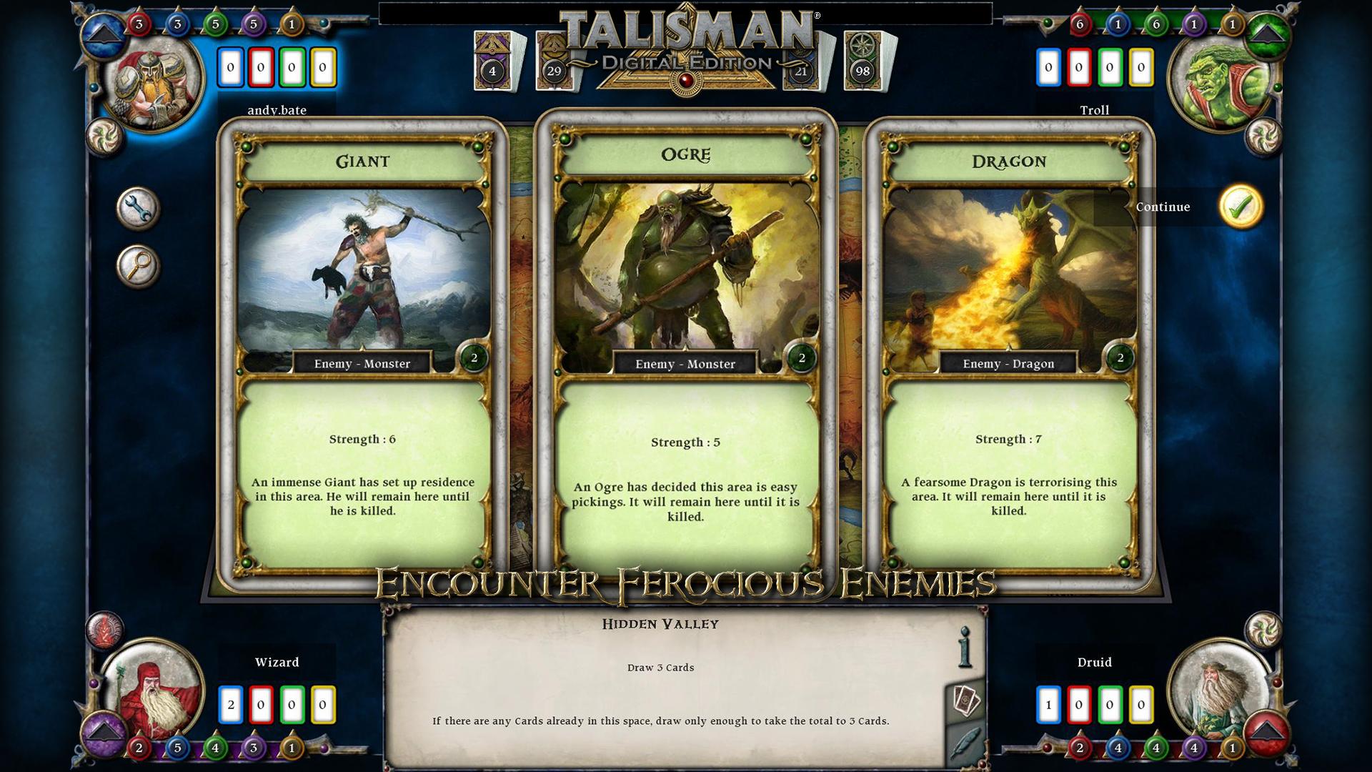 Talisman 090415