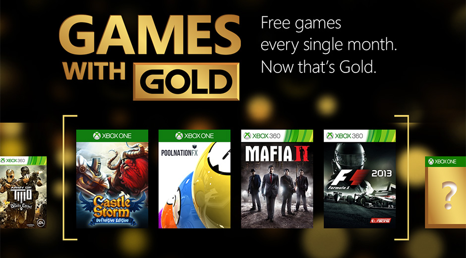 games with gold maggio