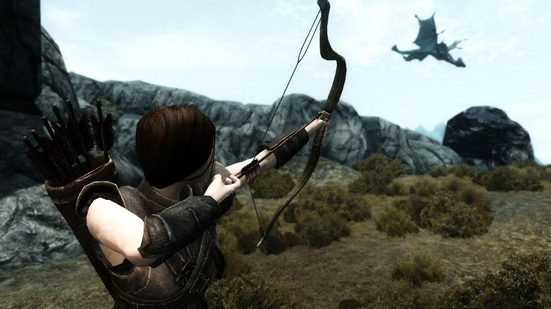 skyrim mod Arissa - The Wandering Rogue