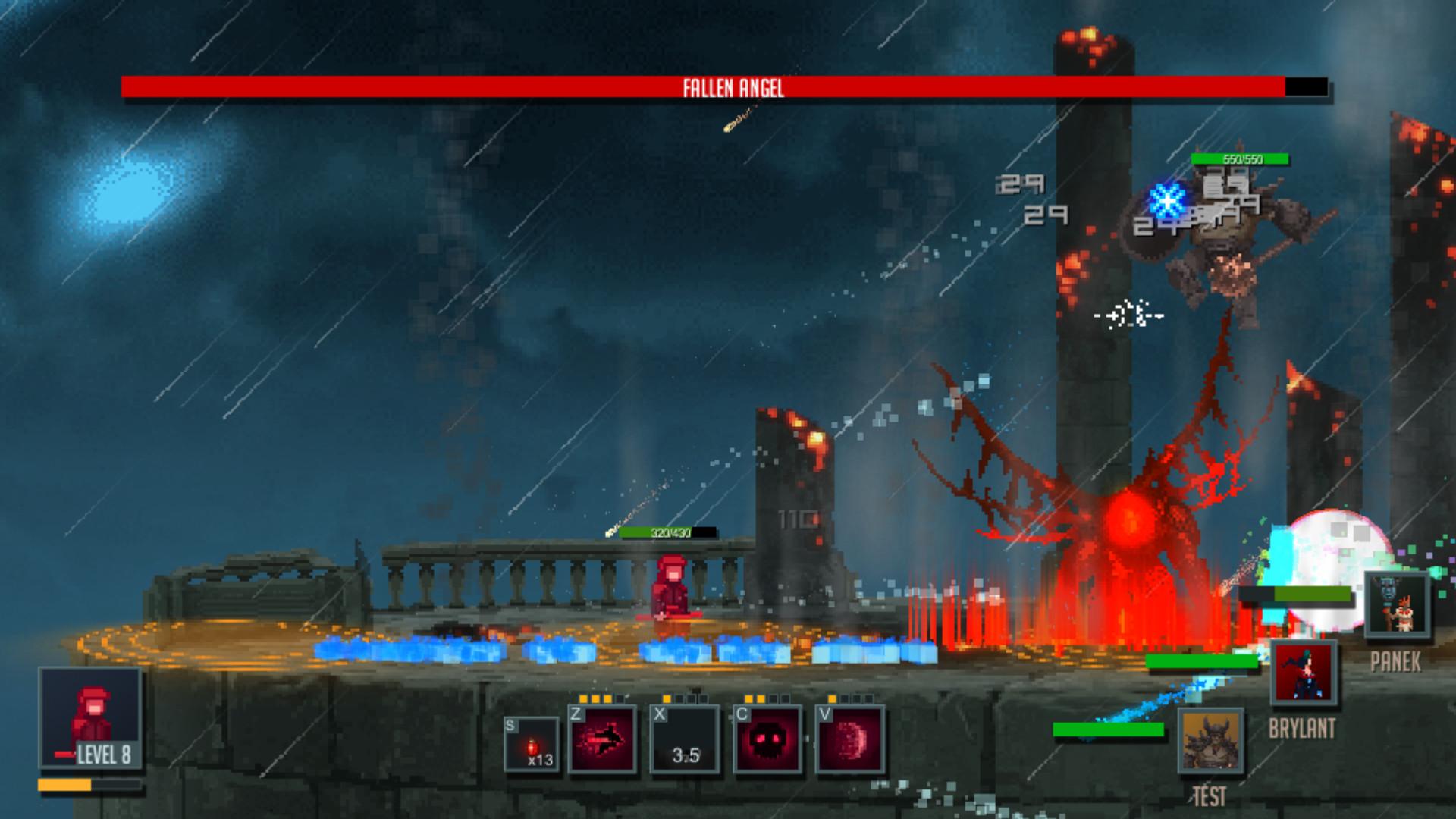 warlock vs shdaows 1004c