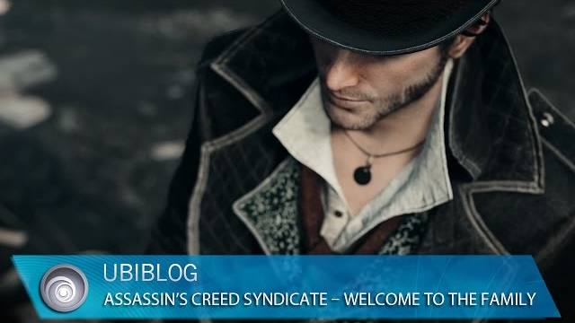 Assassin's Creeed Syndicate welcome to the family