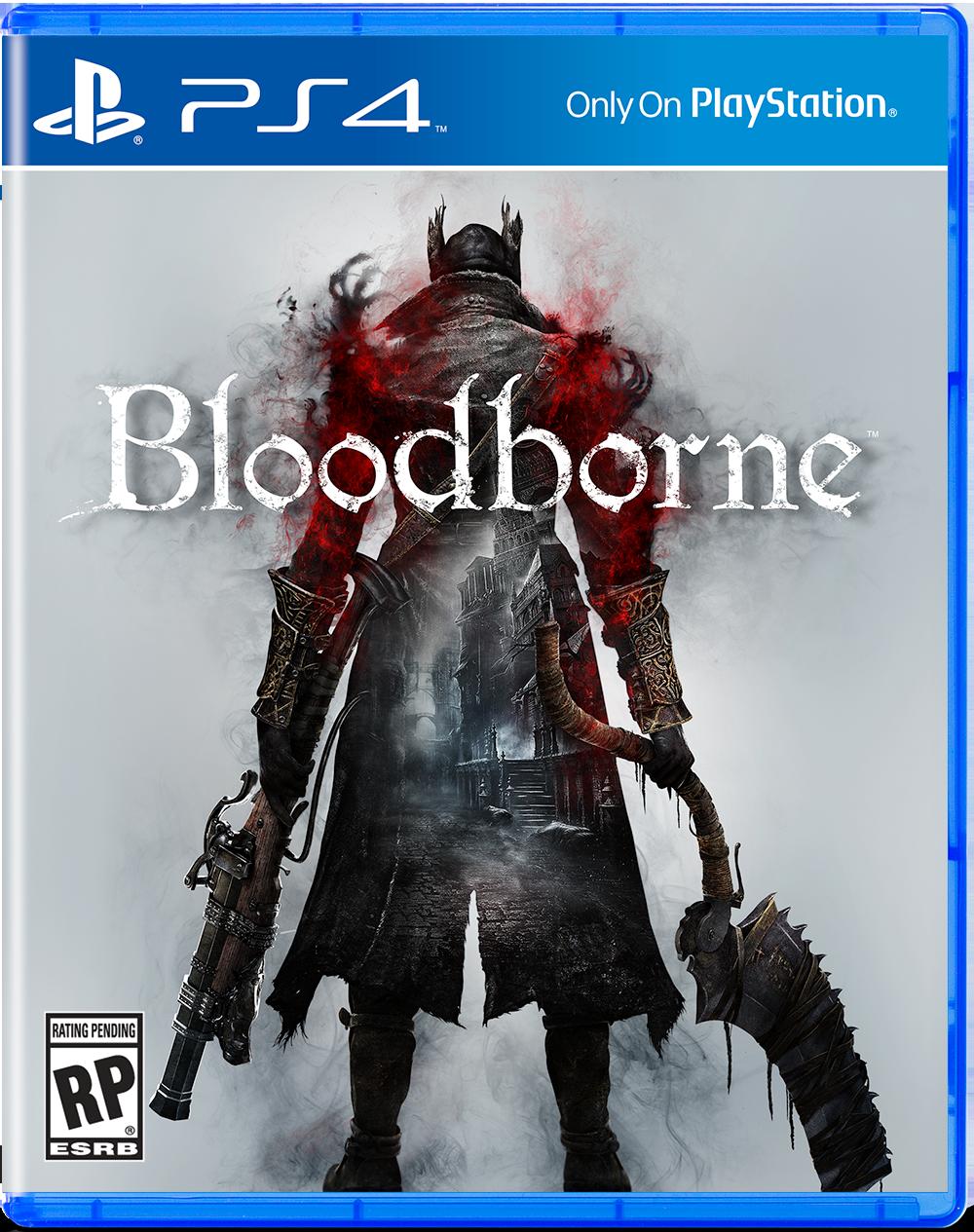 Bloodborne copertina ps4