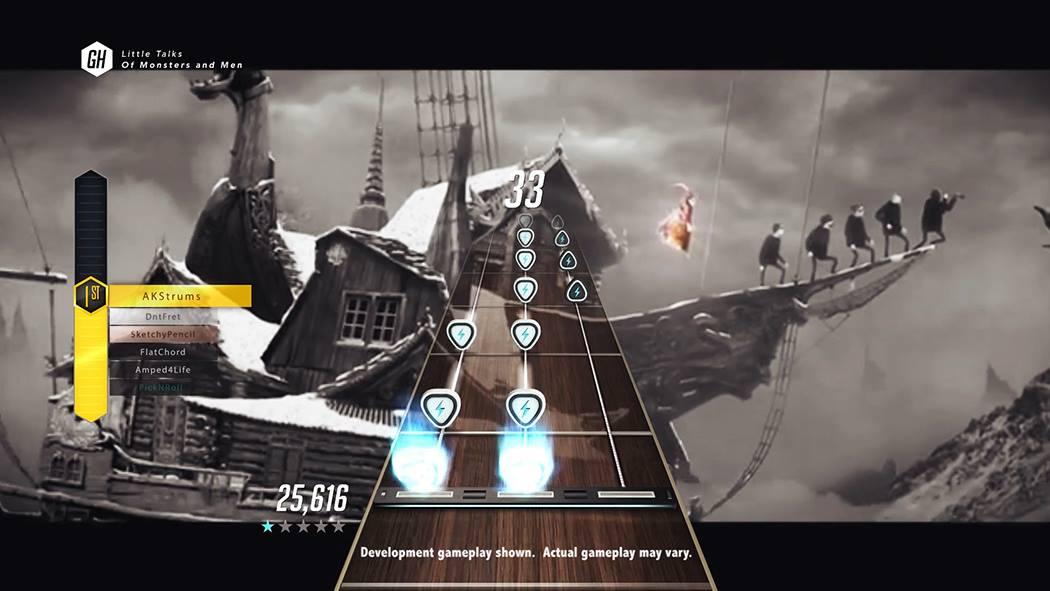 Guitar Hero Live 120515