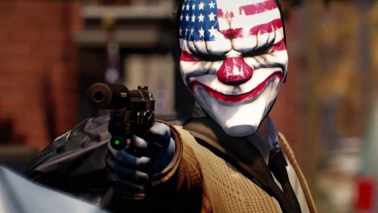 PayDay 2 Crimeware Edition