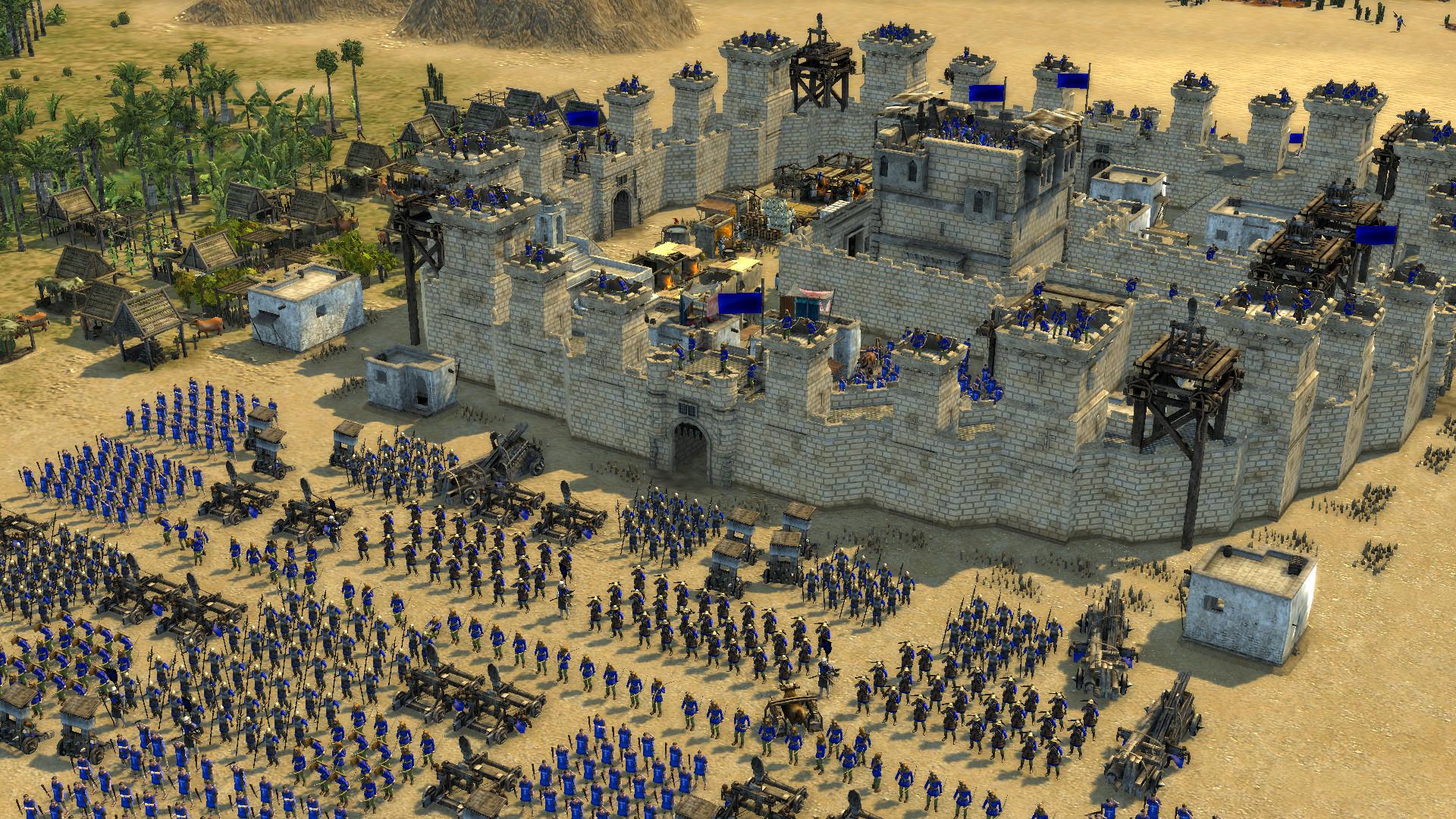 Stronghold Crusader II DLC 2 3