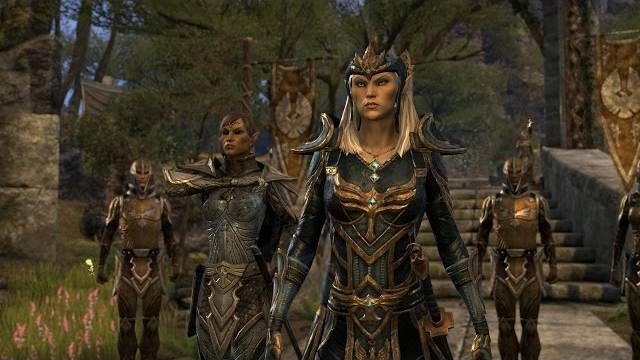 TESO Tamriel Unlimited 280515