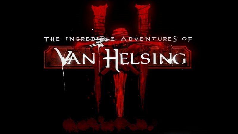 The Incredible Adventures of Van Helsing III header