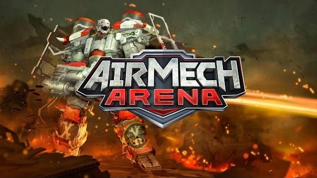 airmech arena trailer lancio
