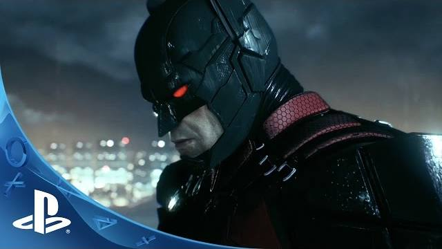 batman akrham knight trailer