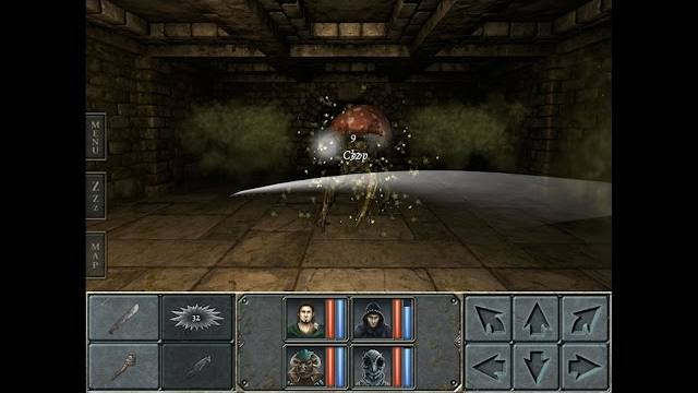 legend of grimrock ipad trailer di lancio