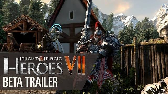 might e magic heroes VII beta trailer