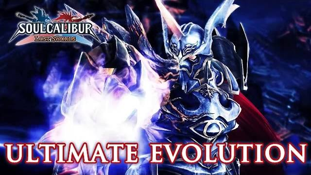 soul calibur lost swords ultimate evolution