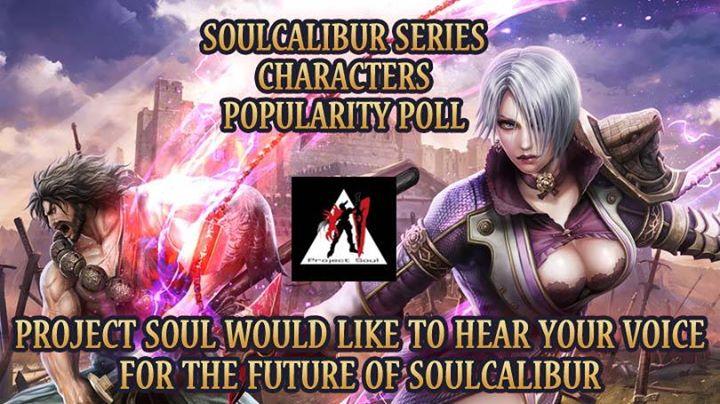 soul calibur sondaggio