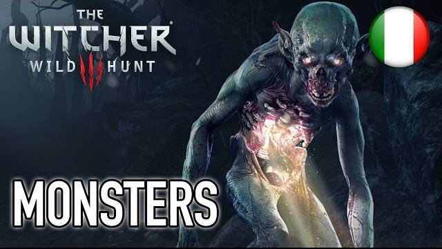 the witcher 3 wild hunt monsters