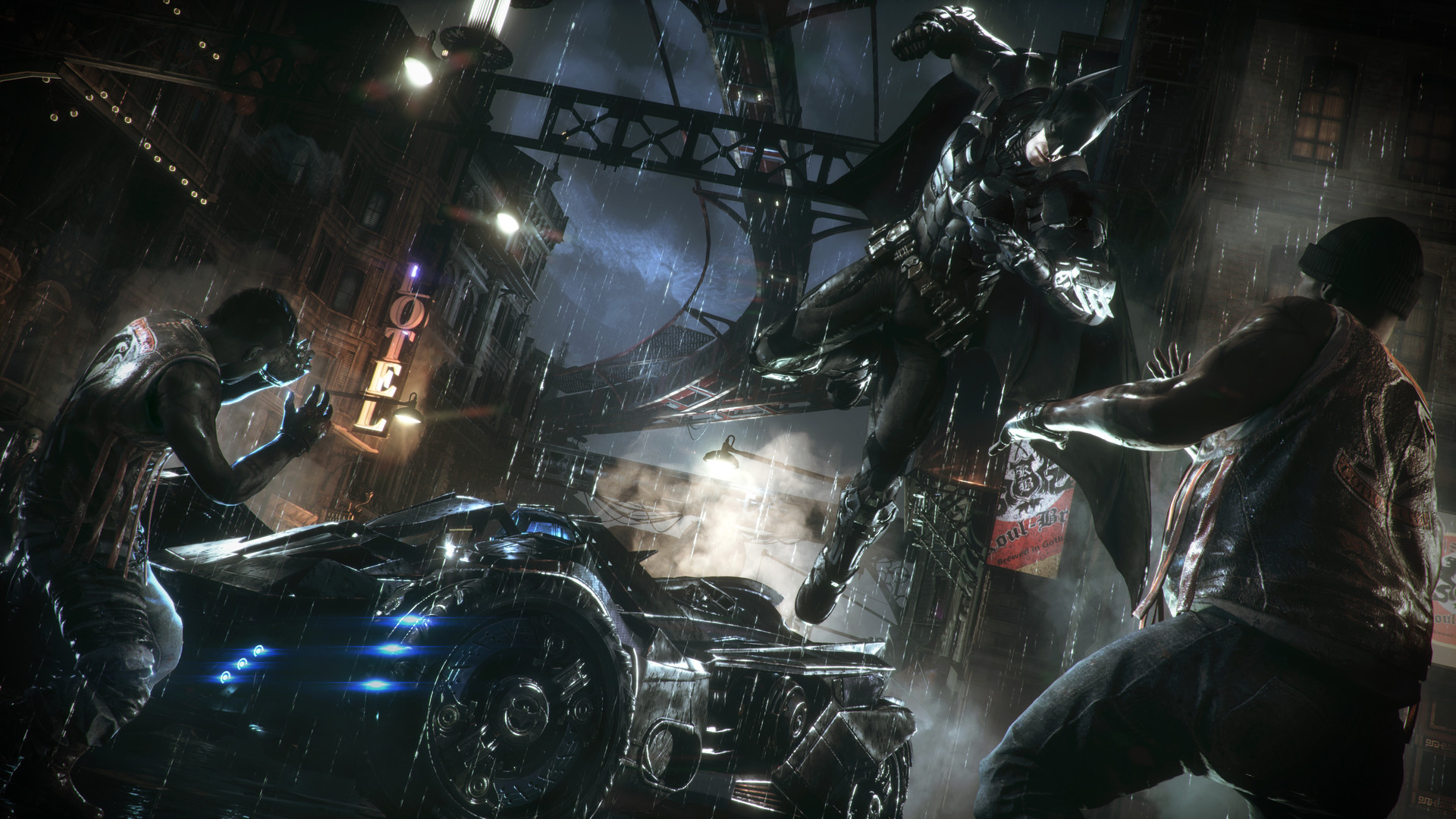 Batman arkham knight 260615