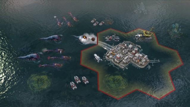 Civilization Beyond Earth Rising Tide E3 2015 Walkthrough - ITA