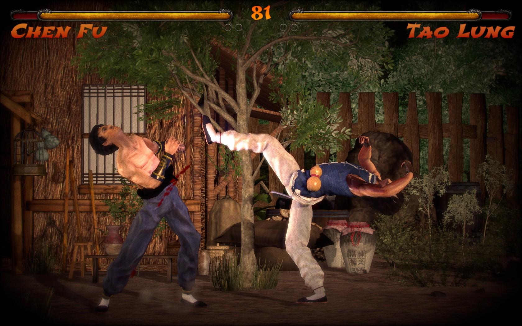Kings of Kung Fu 7