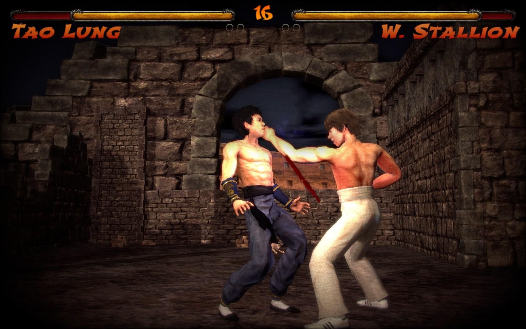 Kings of Kung Fu Roma
