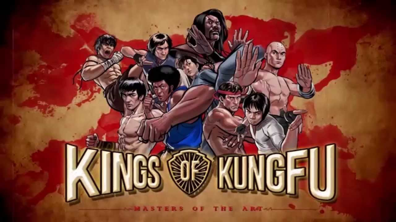 Kings of Kung Fu header