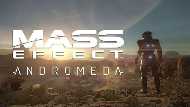 Mass Effect Andromeda trailer annuncio