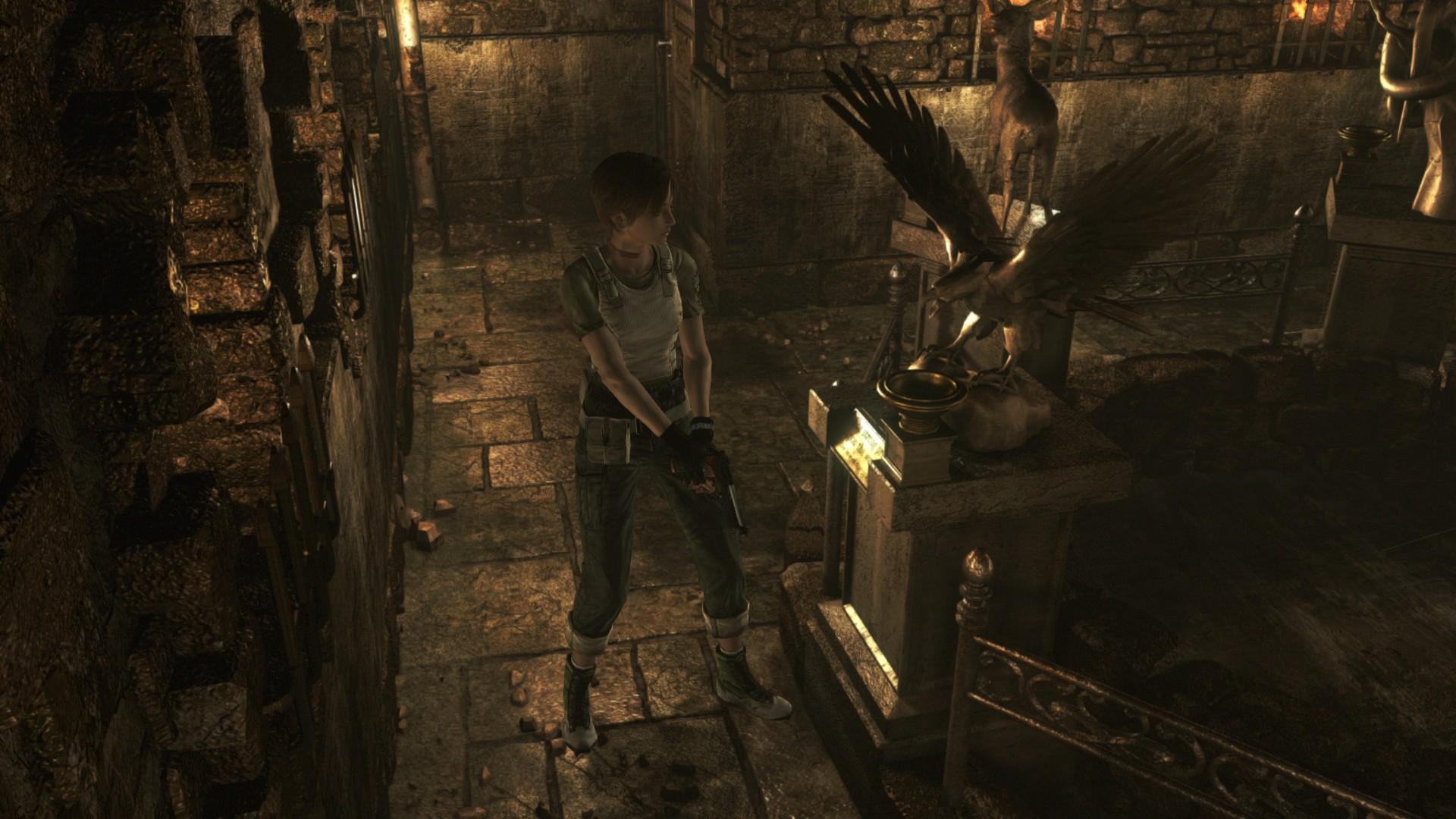 Resident Evil Zero HD Remaster 090815 2