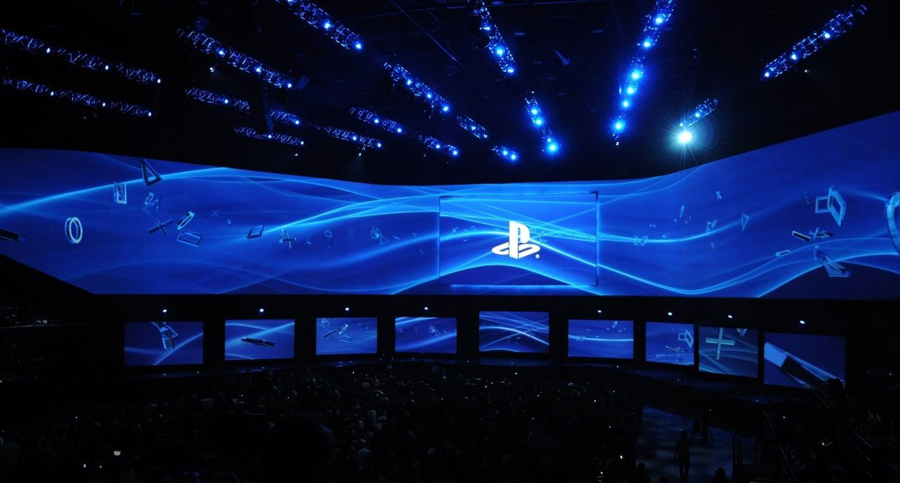 Sony_E3_Stage